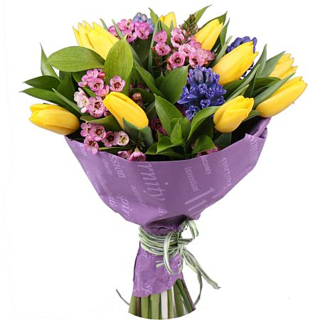 Order the bouquet in our online shop