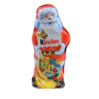 Product Big chocolate Santa Claus