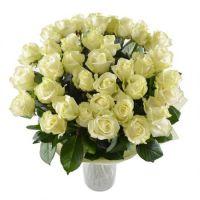 Bouquet Bouquet white roses