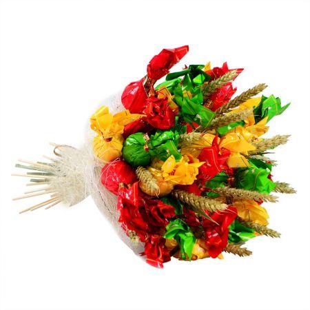 Buy Candy bouquet Roshen online