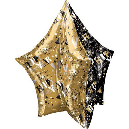 Product Foil ball Christmas star