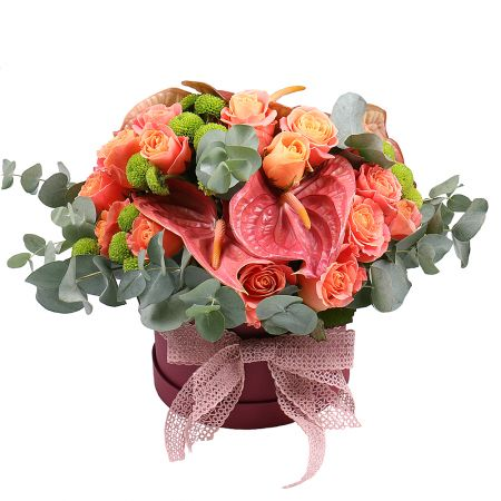 Bouquet Coral Reef