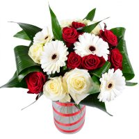 Bouquet Charming romance
