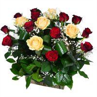 Order the basket of roses | UFL