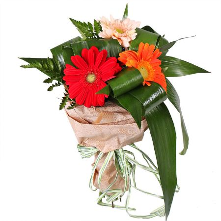 Bouquet Grace gerberas