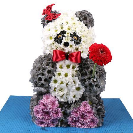 "Bouquet \""Panda\"""
