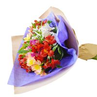 Bouquet Rainbow recognition