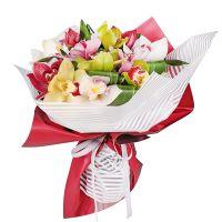 Bouquet Mix of orchids
