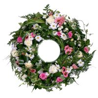 Buy the funeral composition with delivery