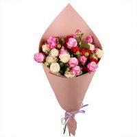 Bouquet Sapphire tenderness