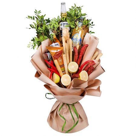 Product Edible men bouquet