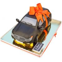 Product Cake - The Car