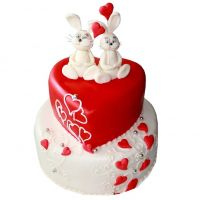 Product Cake - With love