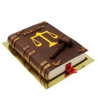 Product Cake to order - For Lawyer