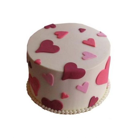 Product Cake to order - Hearts