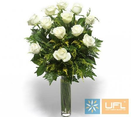 Bouquet Funeral bouquet of flowers №14