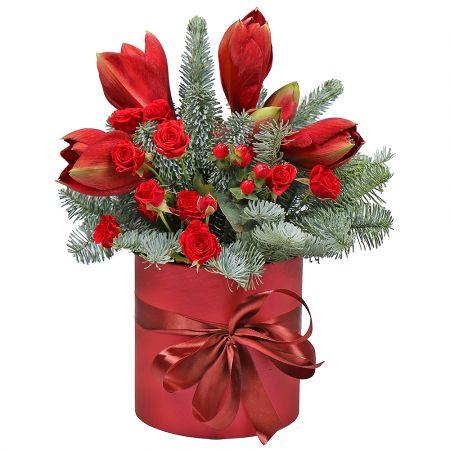 Bouquet Winter mood